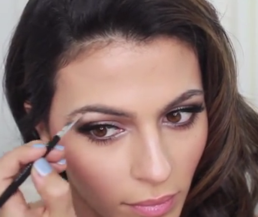 Glamorous Wedding Makeup Tutorial : Karas Glamour Blog: Gorgeous Bridal Makeup Tutorial!