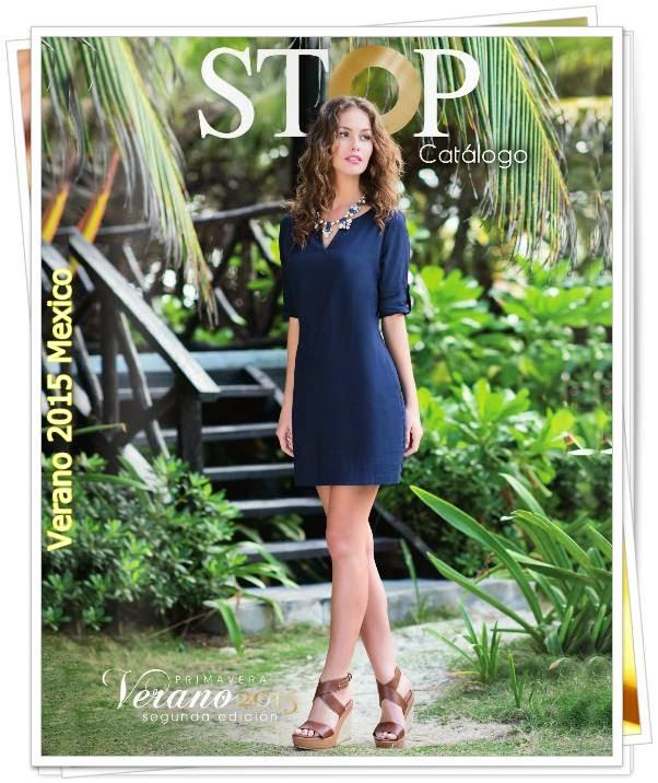 catalogo stop moda de verano 2015