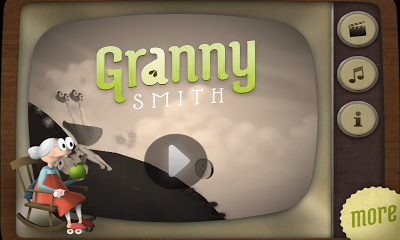 Granny Smith: The opening screen