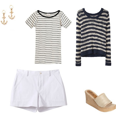 Six Tips to feel fabulous in stripes with American-made style.