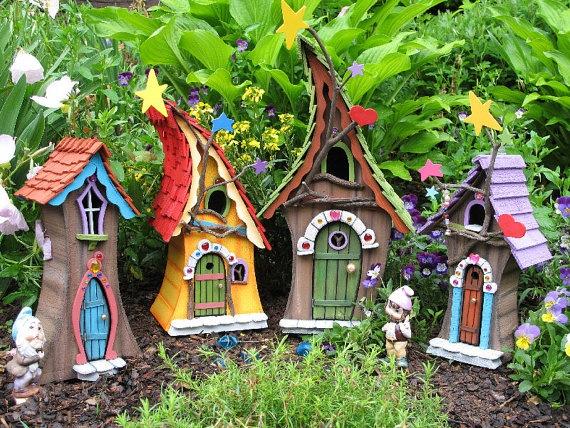 Beautiful Birdhouses   My Enchanting Cottage Garden