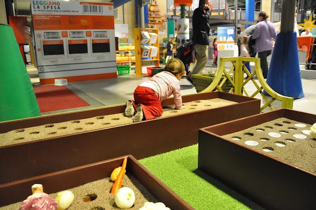 Explora: il Museo dei Bambini di Roma