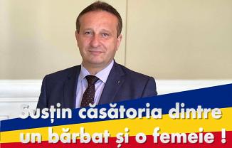 Pastorul Ionel Tuțac, jignit şi amenințat de către adepții LGBTQ...