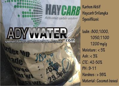 Karbon Aktif Haycarb
