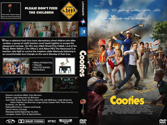 Download Cooties A Epidemia BDRip XviD Dual Áudio big