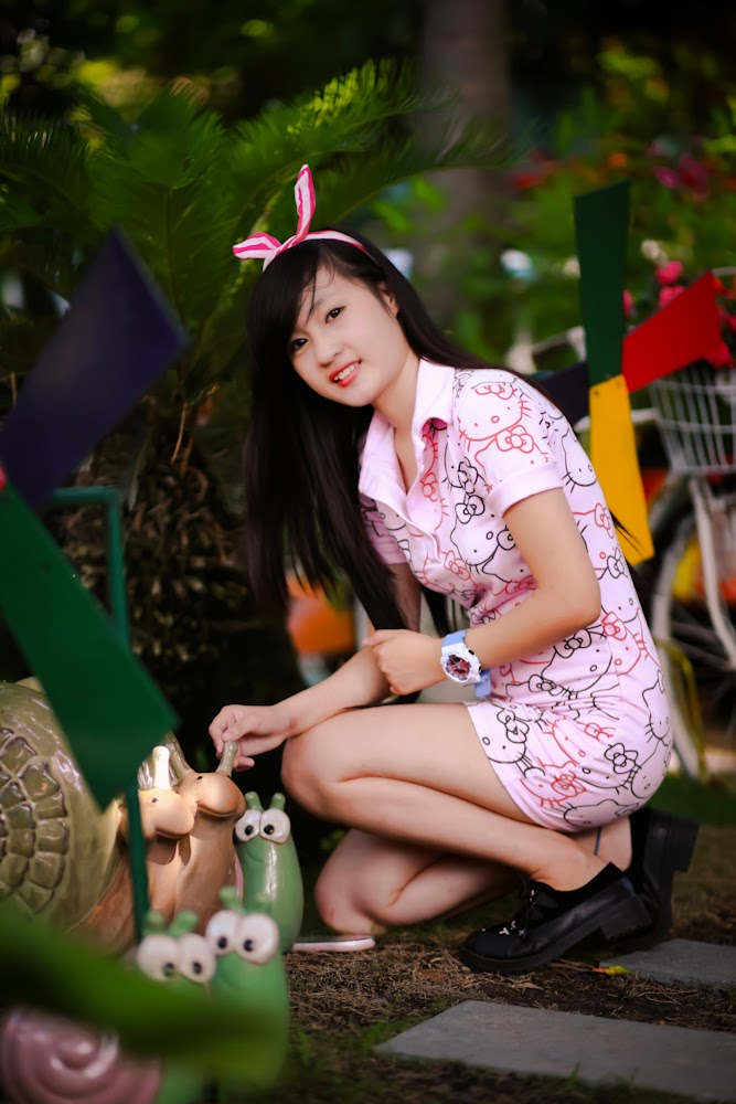 Girl xinh miss teen cute
