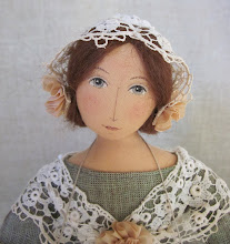 French Peddler Doll