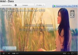 Gambar Foto Video Film Aril Dara Official Clip Video Free Download Unduh
