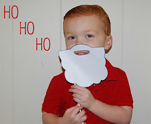 Santa Beard Printable