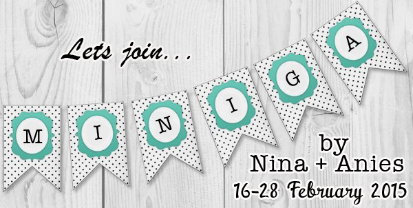 Mini GA by Nina + Anies