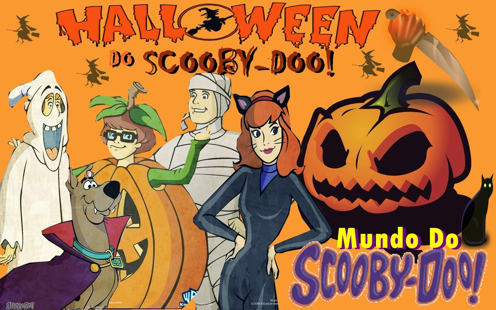 halloween do scooby-doo! parte 3 (fim) ~ mundo do scooby-doo