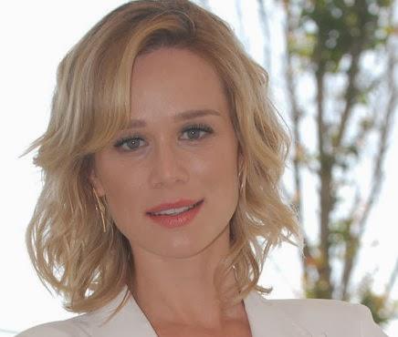 Mariana Ximenes cabelos médios