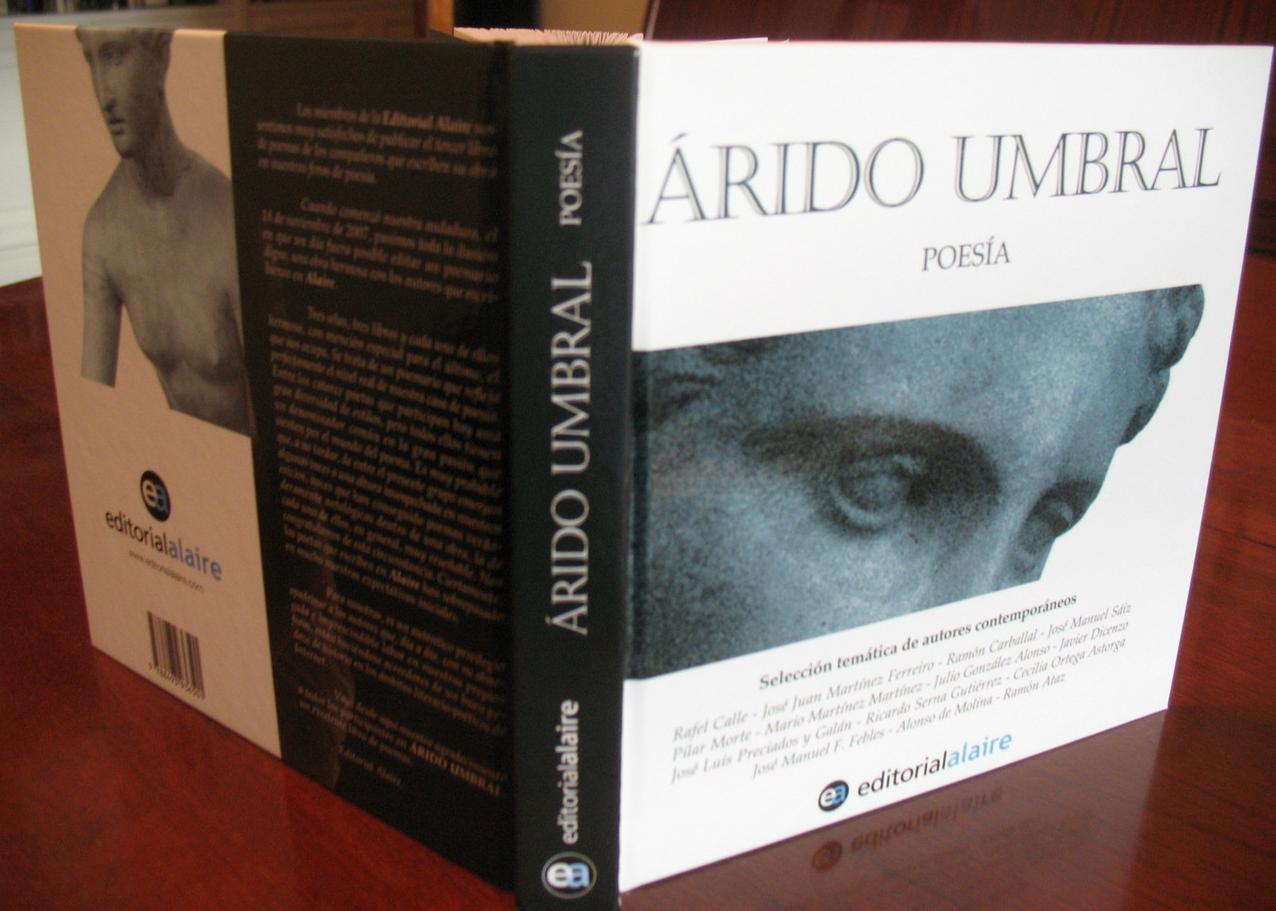 """Antología Poética """"Árido Umbral"""""""