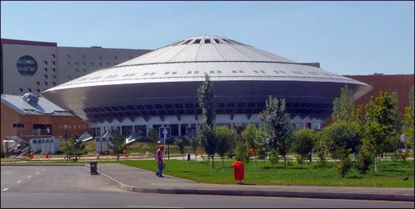 The Circus - Astana, Kazakhstan