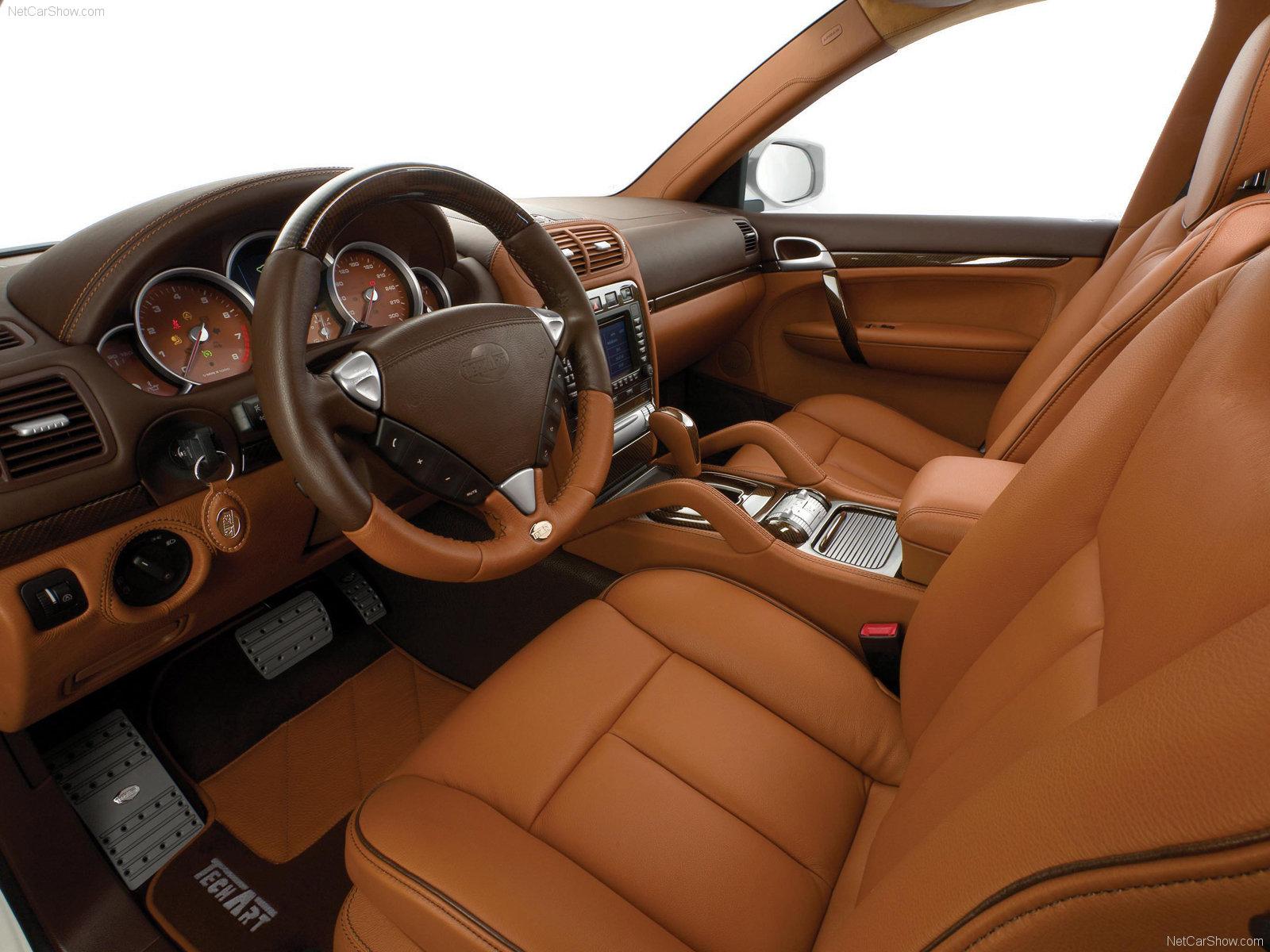 Hình ảnh xe ô tô TechArt Porsche Cayenne Magnum 2008 & nội ngoại thất