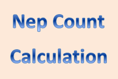 nep count