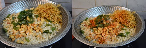 Poha mixture-easy diwali snacks