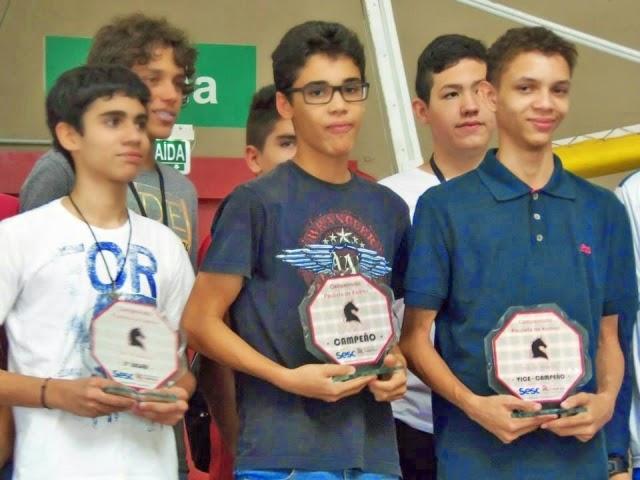 Registrenses vencem Paulista de Xadrez