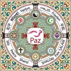 A paz é pluricultural