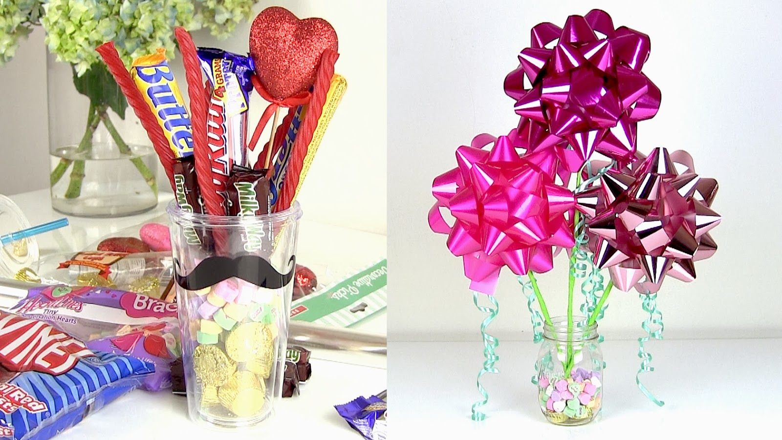Urbanog blog last minute diy valentines candy bouquets for him last minute diy valentines candy bouquets for him and her izmirmasajfo Choice Image