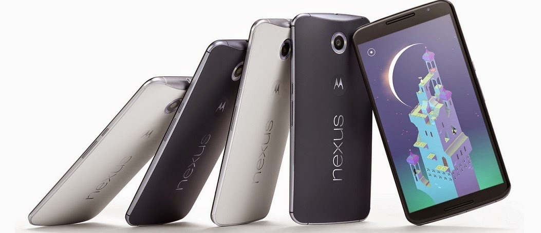 Motorola Google Nexus 6 Specifications, Colors, Prices