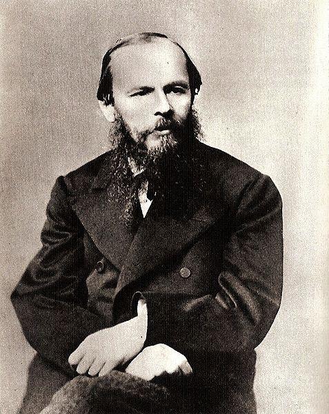 Fiódor Dostoyevski en 1876.