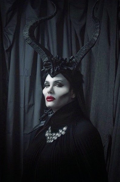 Paolo Ballesteros as Maleficent