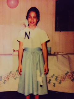a costume from 5th grade yes thats a poodle on my skirt - Macgyver Halloween Costume