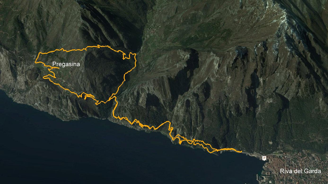 GPS Pregasina