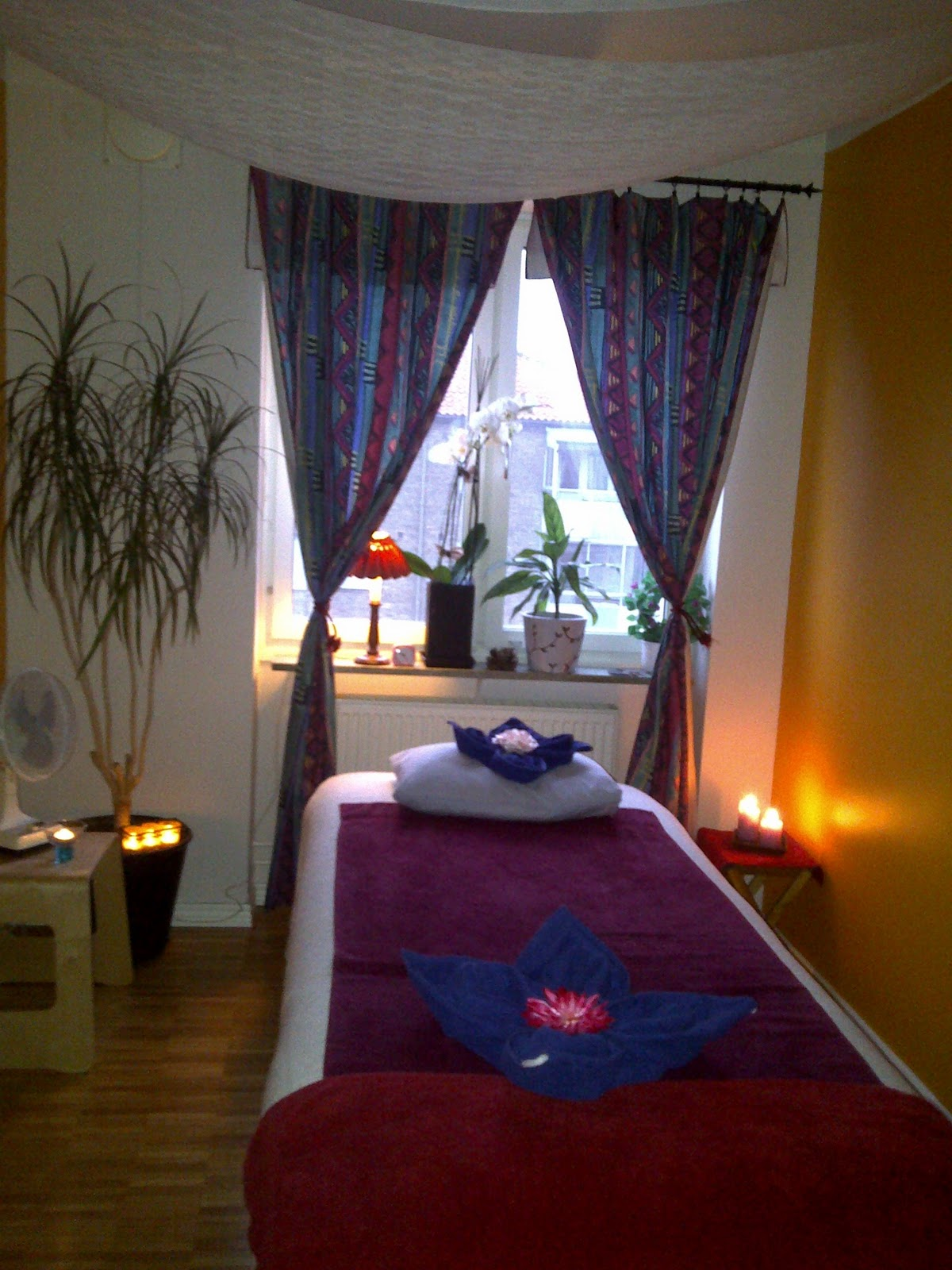 fotmassage göteborg blue sky thai massage
