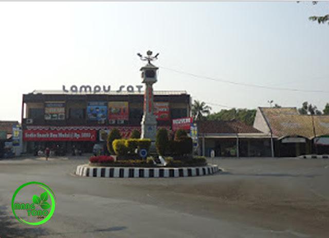 Lampu Satu Resto & Bakery Subang