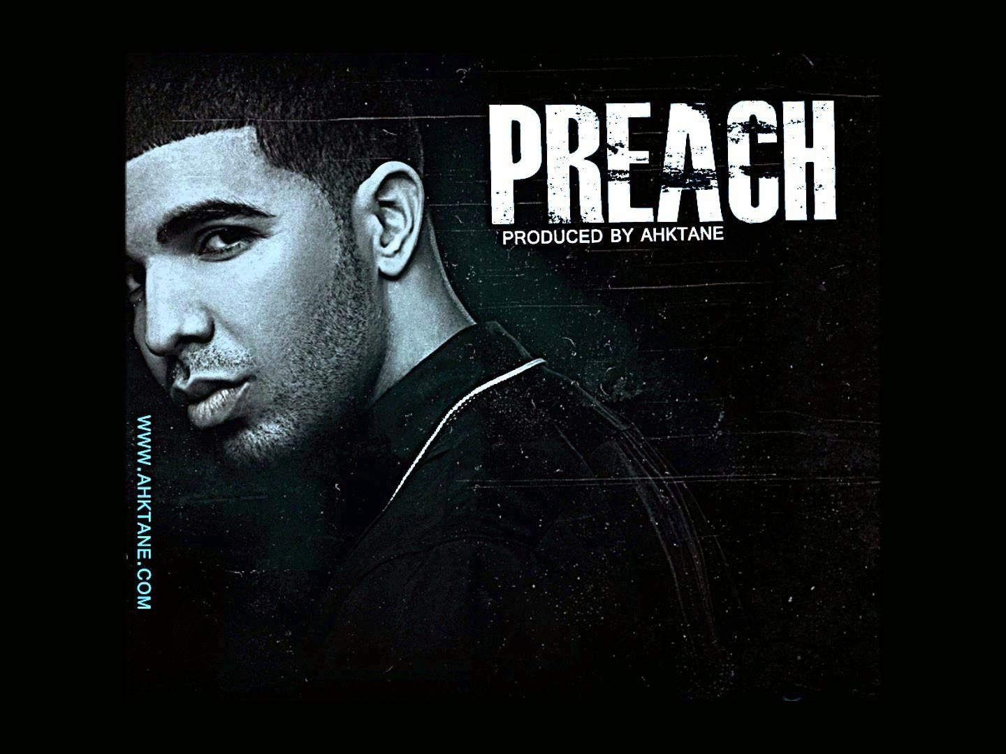 Drake — Preach (studio acapella)