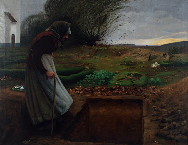 H.A. Brendekilde: Efterår (1908)