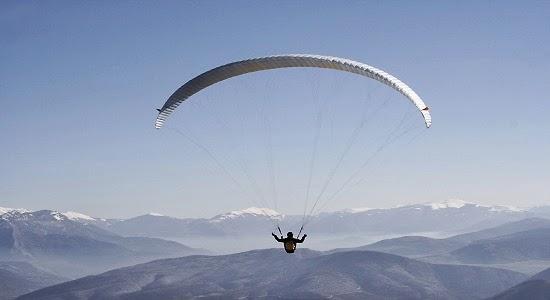 Paragliding at Bhimtal, Uttarakhand | Parasailing at bhimtal