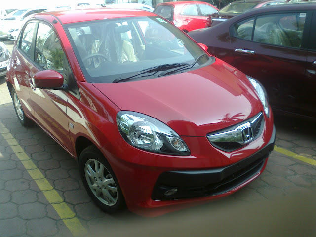 New-Honda-Brio -Automatic -transmission - India