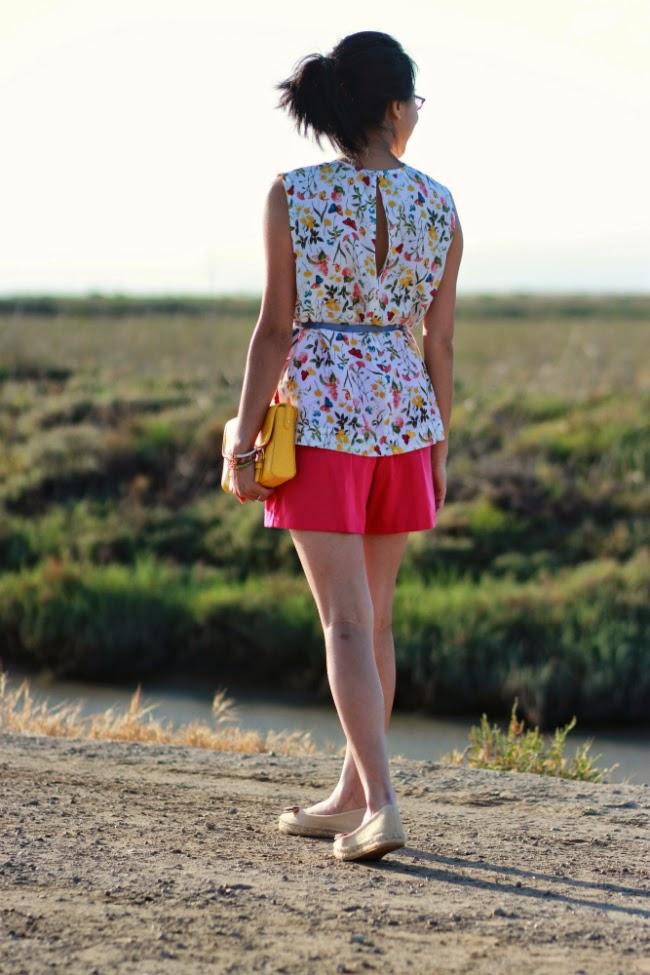 secret garden print inspiration outfit trend spring summer