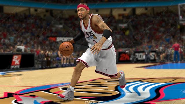 NBA 2K13 USA PSP