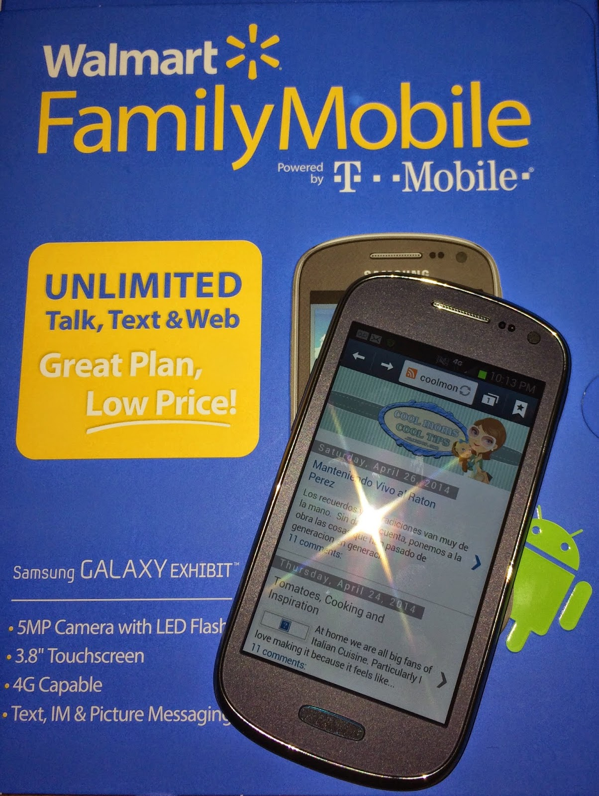 cool moms cool tips #shop #familymobile #cbias samsung galaxy on coolmoms cool tips home page