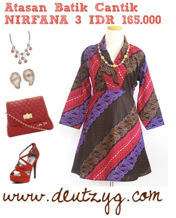 Butik Batik Online Batik Maxi Dress Toko Baju Batik Online Baju