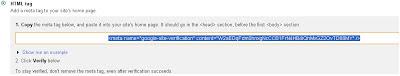 google webmaster,meta tag,tutorial blog