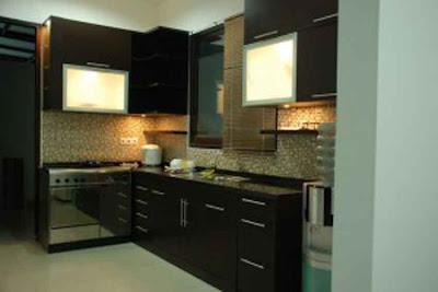 Gambar Desain Interior Dapur Minimalis 02