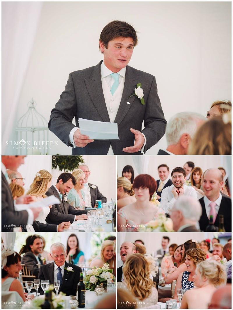 Best man Wedding speech photography somerset