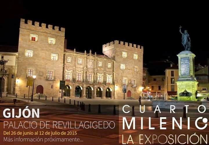 Blue hoteles exposici n cuarto milenio en gij n for Exposicion 4 milenio horario