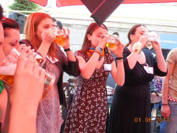 concurs de bere la fete