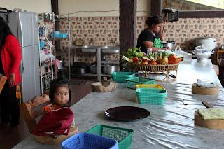 Thai cookery school