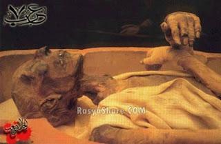 Ternyata Bahan Pengawet Mummy Fir'aun Berasal dari Nusantara
