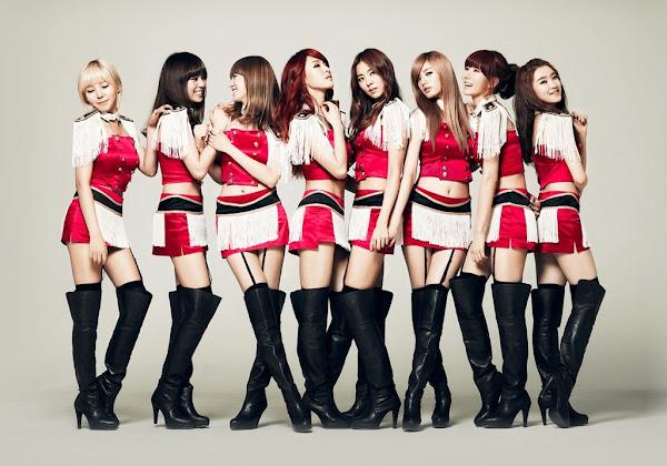 Girlband Korea After School Dikritik di Jepang karena Pakai Rok Mini