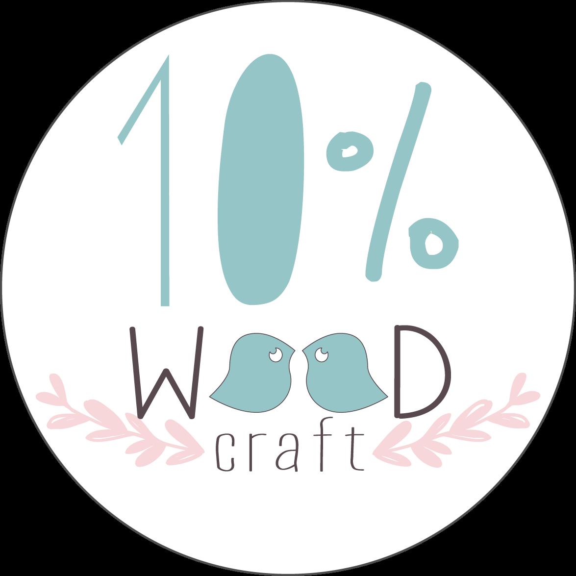 Я дружу с магазином Wood Craft)))
