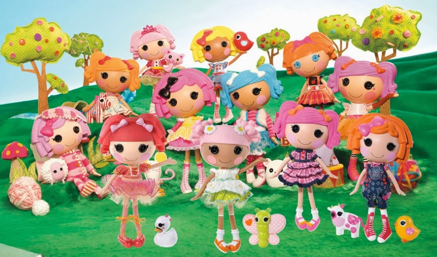 Download - Lalaloopsy HDTV + RMVB Dublado