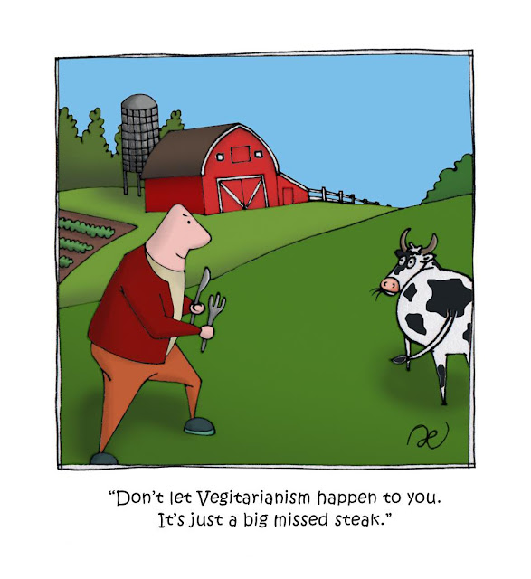 Vegetarian Humor
